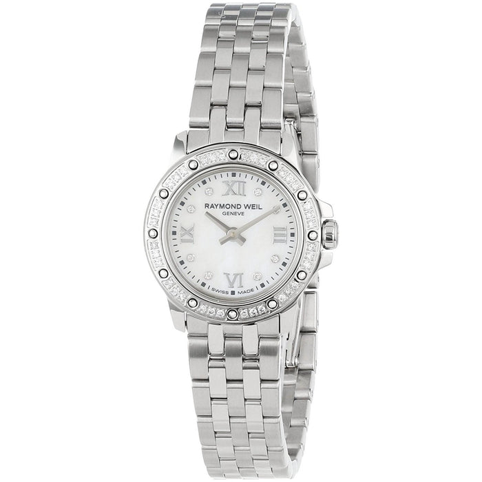 Raymond Weil Women's 5799-STS-00995 Tango Diamond Stainless Steel Watch