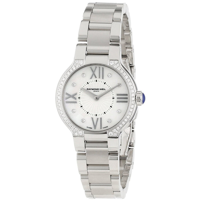 Raymond Weil Women's 5927-STS-00995 Noemia Diamond Stainless Steel Watch