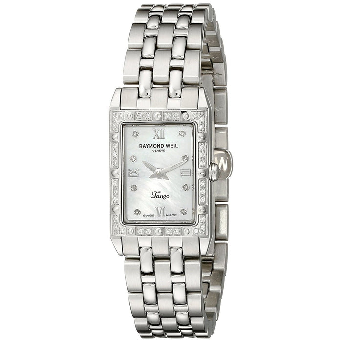Raymond Weil Women's 5971-STS-00995 Tango Stainless Steel Watch