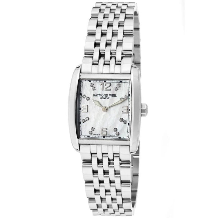 Raymond Weil Women's 5976-ST-05927 Don Giovanni Diamond Stainless Steel Watch