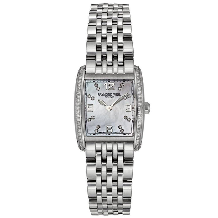 Raymond Weil Women's 5976-STS-05927 Don Giovanni Diamond Stainless Steel Watch