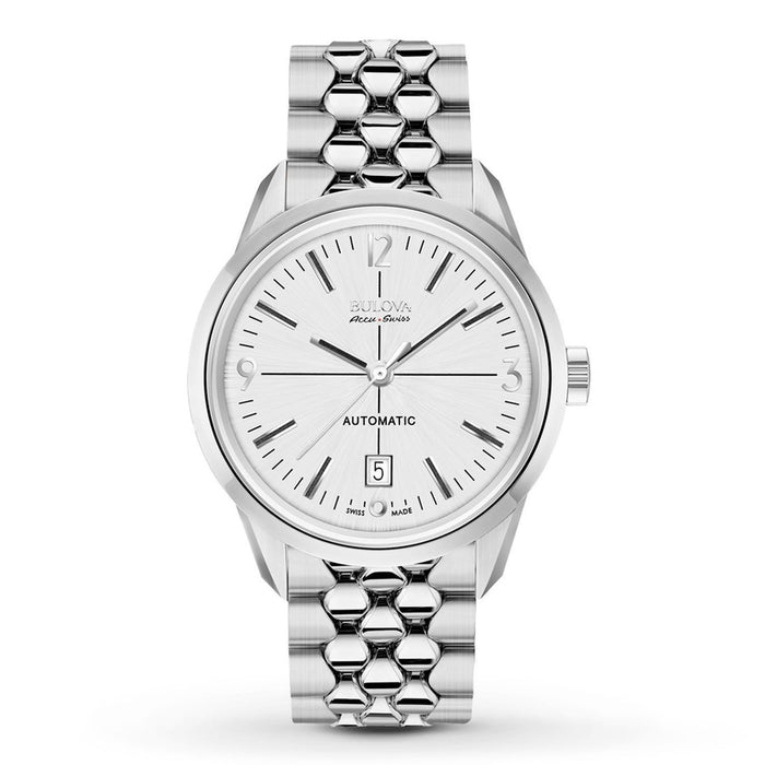 Bulova Men's 63B177 Casual Stainless Steel Watch