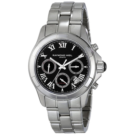 Raymond Weil Men's 7260-ST-00208 Parsifal Chronograph Automatic Stainless Steel Watch