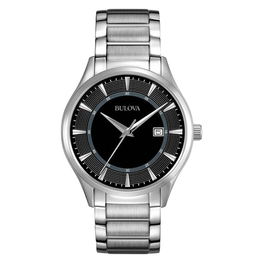 Bulova Men's 96B184 Stainless Steel Watch
