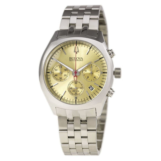 Bulova Men's 96B239 Accutron II Chronograph Stainless Steel Watch