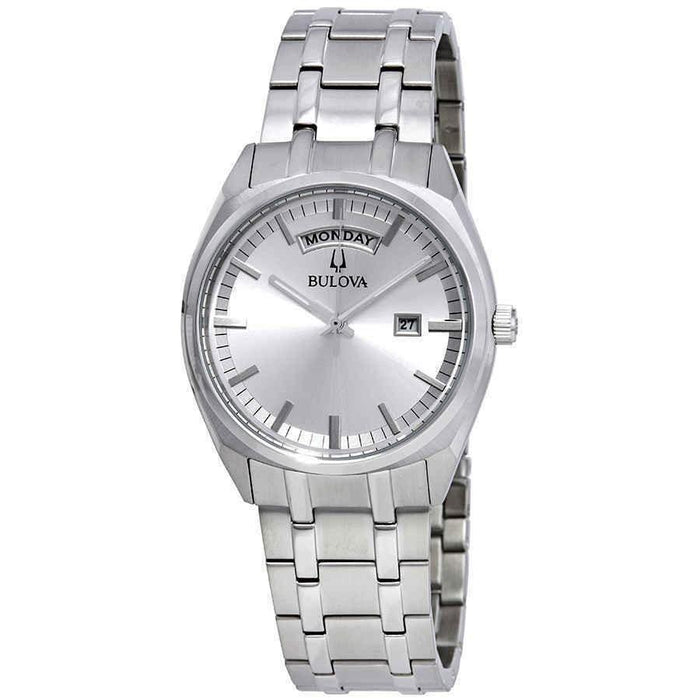 Bulova Men's 96C127 Classic Stainless Steel Watch