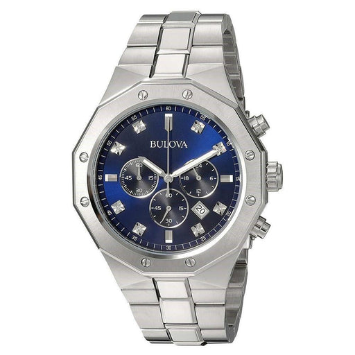 Bulova Men's 96D138 Bulova Chronograph Stainless Steel Watch