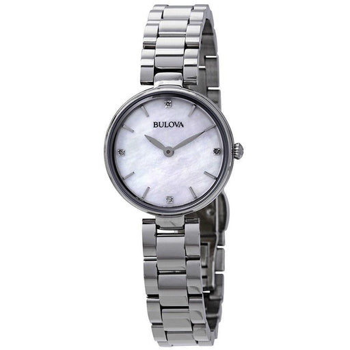 Bulova Women's 96P159 Diamonds Collection Diamond Stainless Steel Watch