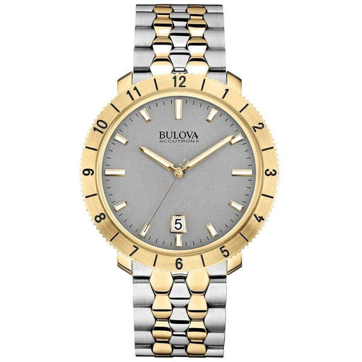Bulova Women's 98B216 Accutron II Two-Tone Stainless Steel Watch