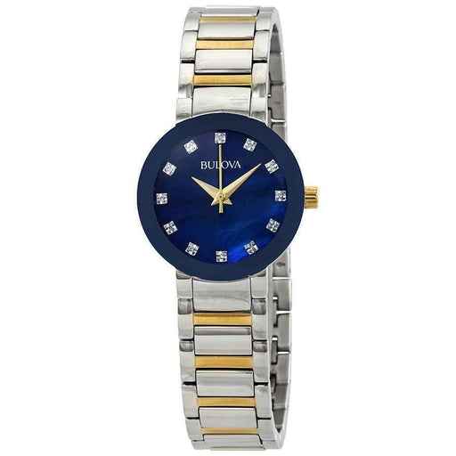 Bulova Women's 98P157 Modern Two-Tone Stainless Steel Watch