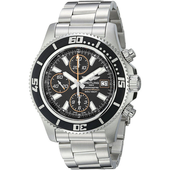 Breitling Men's A1334102-BA85 Superocean Chronograph Automatic Stainless Steel Watch