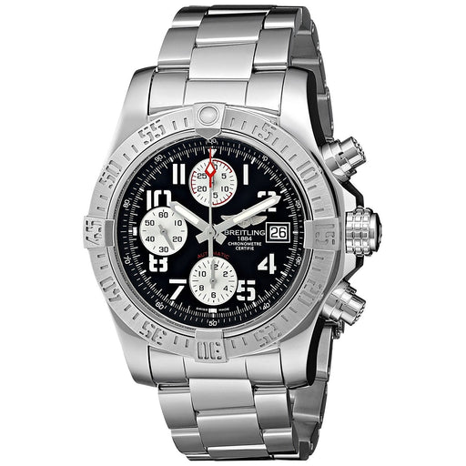 Breitling Men's A1338111-BC33 Avenger II Chronograph Automatic Stainless Steel Watch