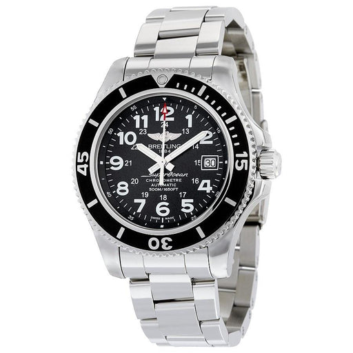 Breitling Men's A17365C9-BD67-161A Superocean II 42 Automatic Stainless Steel Watch