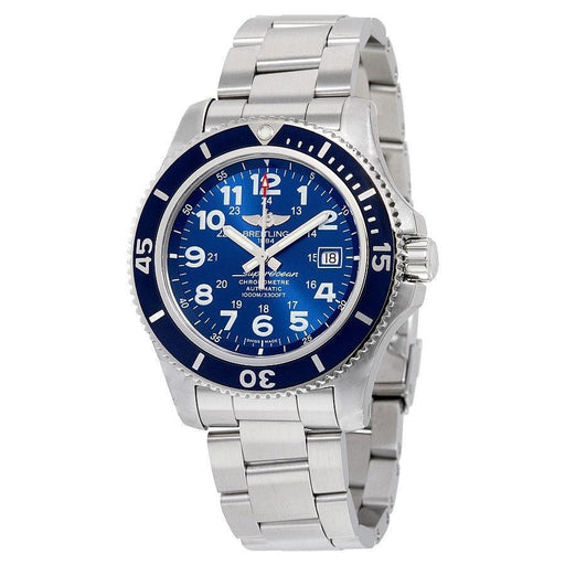 Breitling Men's A17392D8-C910-162A Superocean II 44 Automatic Stainless Steel Watch
