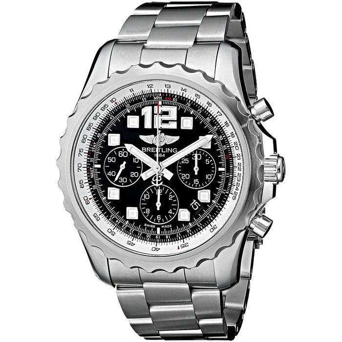 Breitling Men's A2336035-BA68 ChronoSpace Automatic Chronograph Stainless Steel Watch