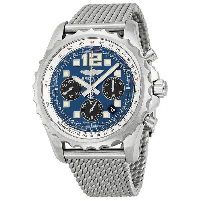 Breitling Men's A2336035-C833 Professional Chronospace Automatic Chronograph Stainless Steel Watch