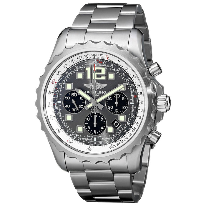 Breitling Men's A2336035-F555 Chronospace Chronograph Automatic Stainless Steel Watch