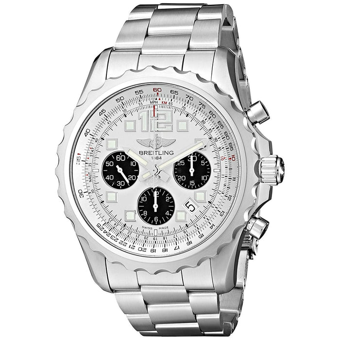 Breitling Men's A2336035-G718SS Chronospace Automatic Chronograph Stainless Steel Watch