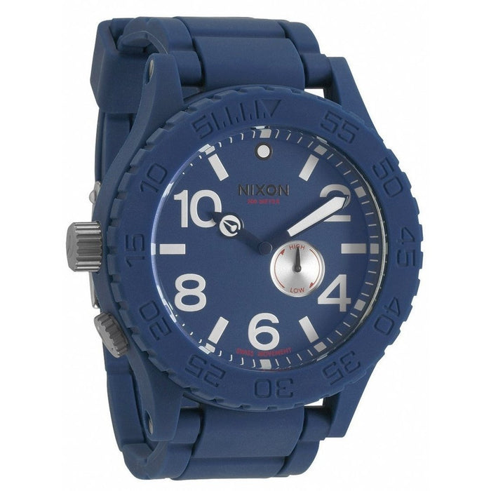 Nixon Men's A236-307 51-30 Blue Rubber Watch