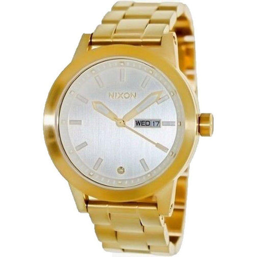 Nixon Women's A263-502 Spur Gold-Tone Stainless Steel Watch
