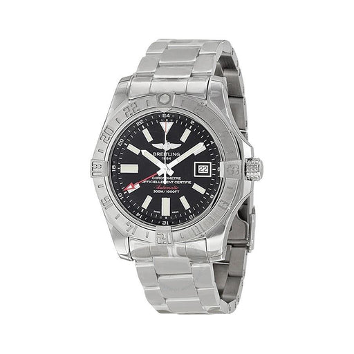 Breitling Men's A3239011-BC35 Avenger II Automatic Stainless Steel Watch