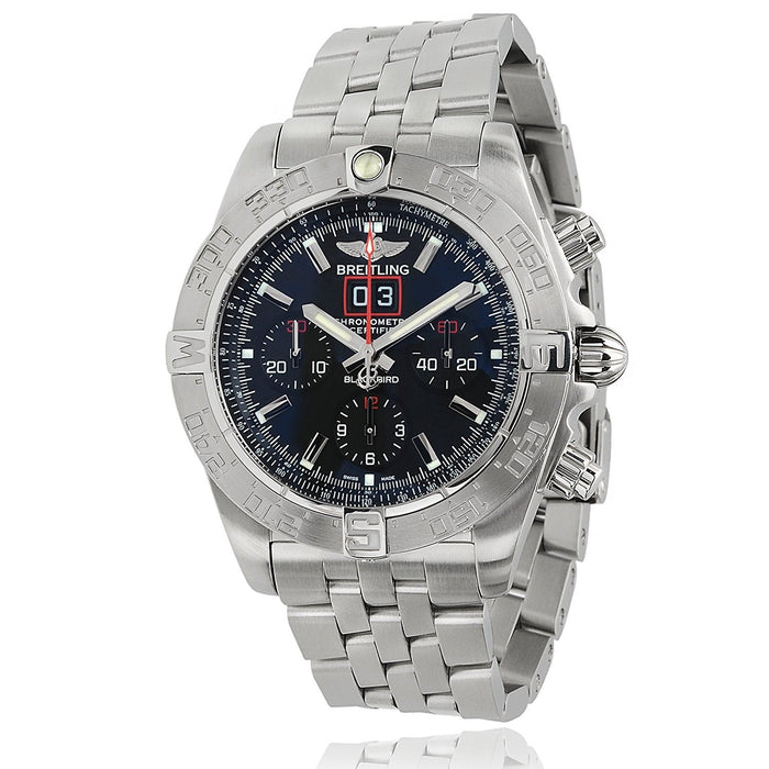 Breitling Men's A4436010-BB71 Chronomat Automatic Chronograph Stainless Steel Watch