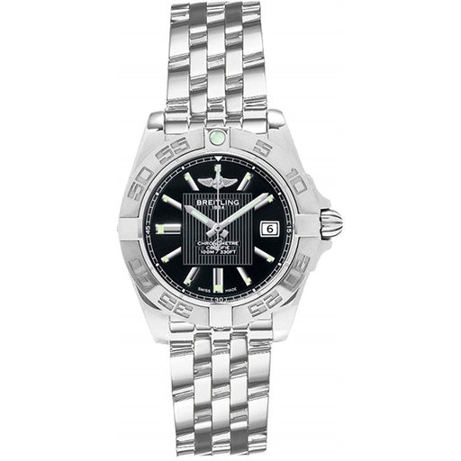 Breitling Women's A71356L2-BA10-367A Galactic 32 Stainless Steel Watch