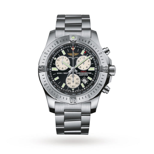 Breitling Men's A7338811-BD43-173A Colt  Chronograph Stainless Steel Watch