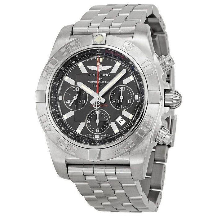 Breitling Men's AB011010-M524 Chronomat 44 Flying Fish Chronograph Automatic Stainless Steel Watch
