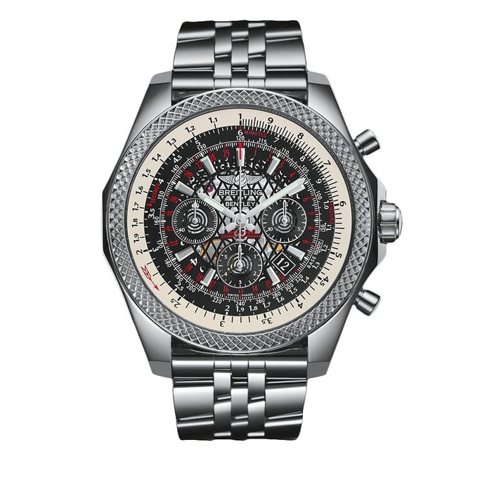 Breitling Men's AB061112-BC42 Bentley B06 Chronograph Automatic Stainless Steel Watch