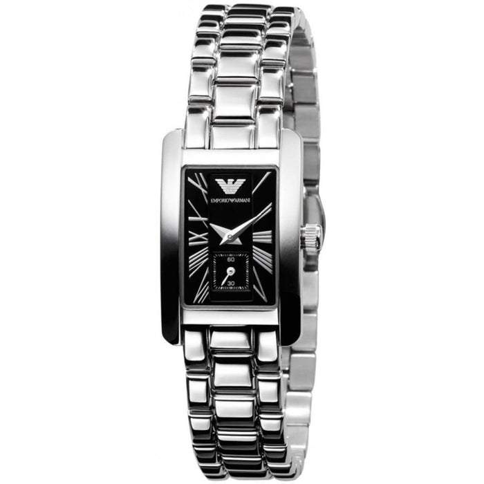 Emporio Armani Women's AR0170 Sportivo Stainless Steel Watch
