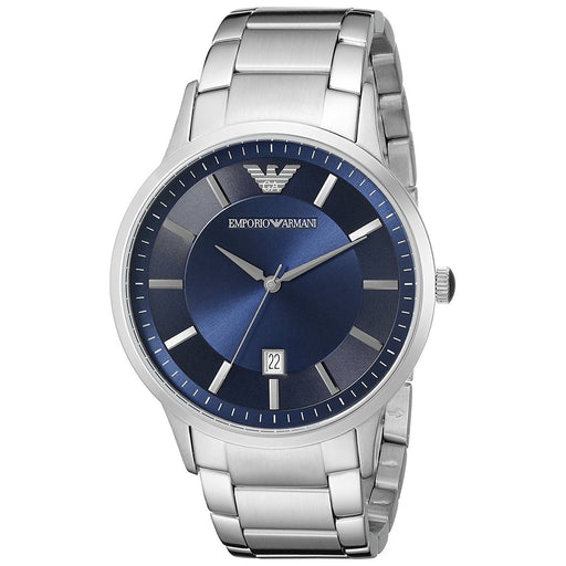 Emporio Armani Men's AR2477 Classic Stainless Steel Watch