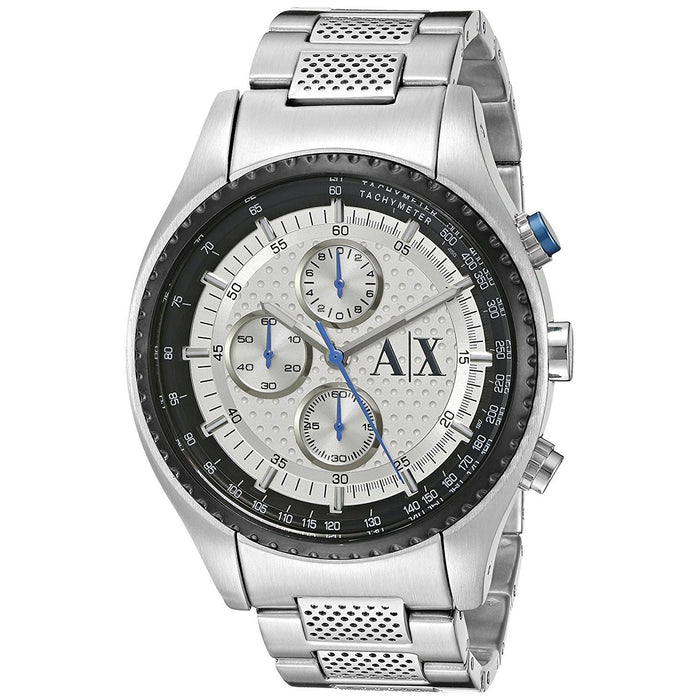 Armani Exchange Men's AX1602 Active Chronograph Stainless Steel Watch