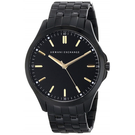 Armani Exchange Men's AX2144 Black Stainless Steel Watch