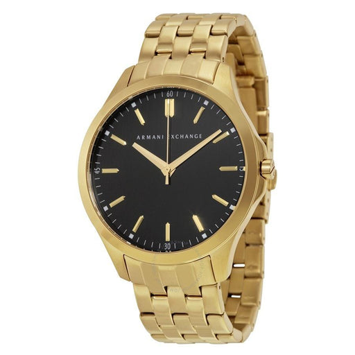 Armani Exchange Men's AX2145 Gold-Tone Stainless Steel Watch