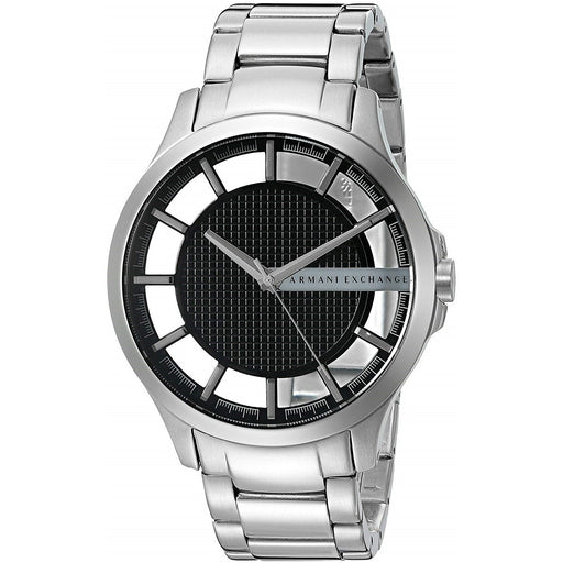 Armani Exchange Men's AX2179 Smart Stainless Steel Watch