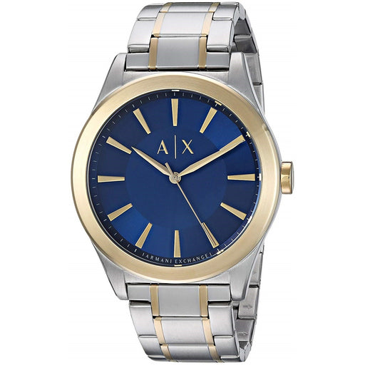 Armani Exchange Men's AX2332 Nico Two Tone Stainless Steel Watch