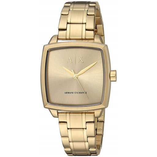 Armani Exchange Women's AX5452 Classic Gold-Tone Stainless Steel Watch