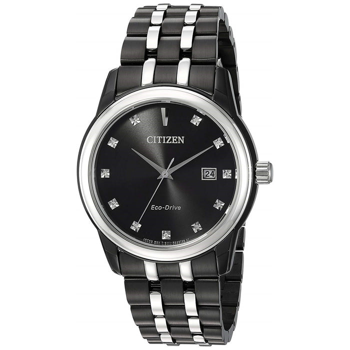 Citizen Men's BM7348-53E Corso Two-Tone Stainless Steel Watch