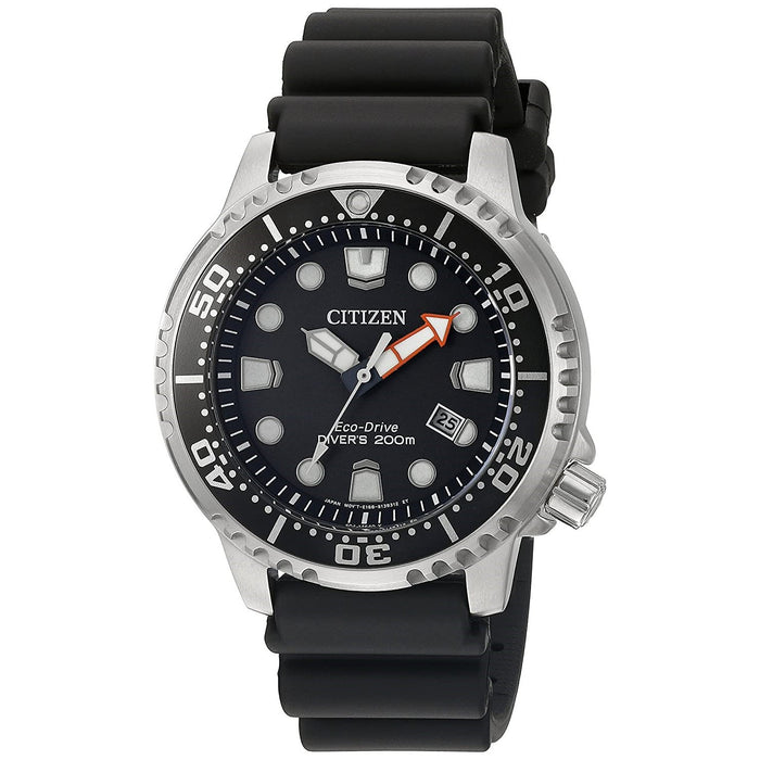 Citizen Men's BN0150-28E Promaster Black Polyurethane Watch