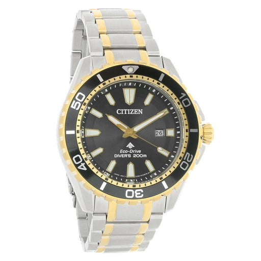 Citizen Men's BN0194-57E Eco-Drive Two-Tone Stainless Steel Watch