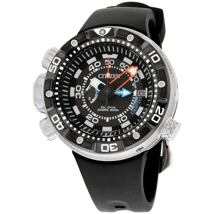 Citizen Men's BN2029-01E Promaster Black Polyurethane  Watch