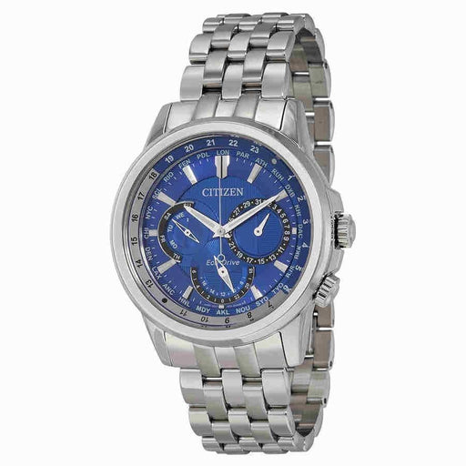 Citizen Men's BU2021-51L Calendrier Stainless Steel Watch