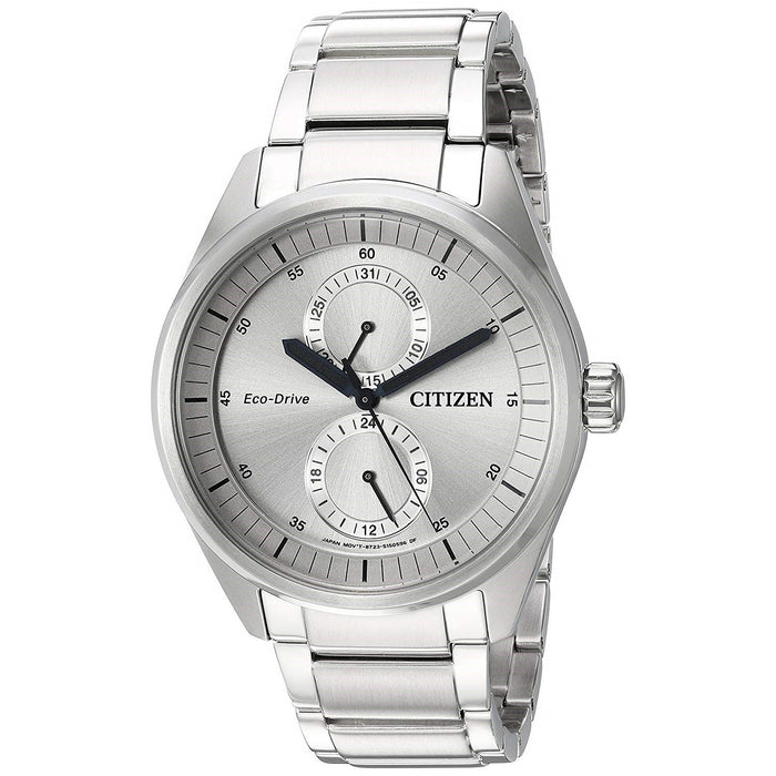Citizen Men's BU3010-51H Paradex Stainless Steel Watch