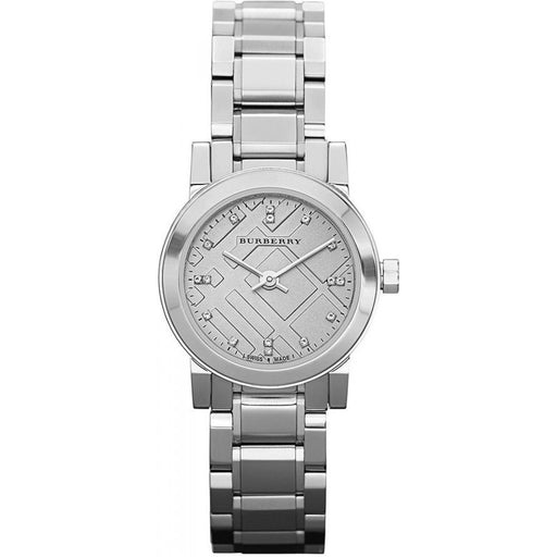 Burberry Women's BU9213 Diamond Stainless Steel Watch