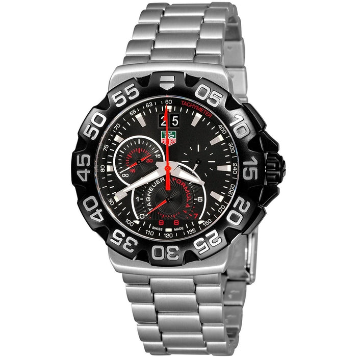 Tag Heuer Men's CAH1010.BA0854 Formula 1 Chronograph Stainless Steel Watch