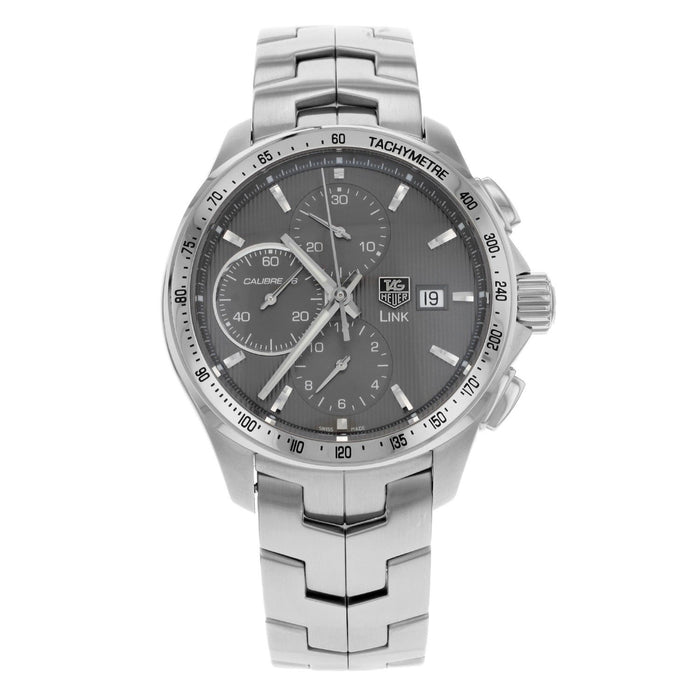 Tag Heuer Men's CAT2013.BA0952 Link Chronograph Automatic Stainless Steel Watch