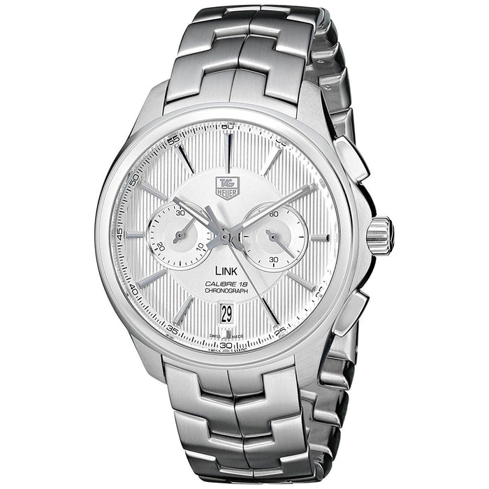 Tag Heuer Men's CAT2111.BA0959 Link Chronograph Automatic Stainless Steel Watch