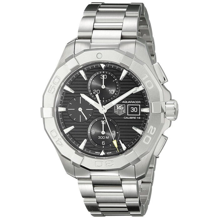 Tag Heuer Men's CAY2110.BA0925 Aquaracer Chronograph Automatic Stainless Steel Watch