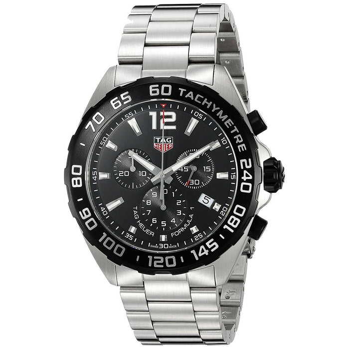 Tag Heuer Men's CAZ1010.BA0842 Formula One Chronograph Stainless Steel Watch